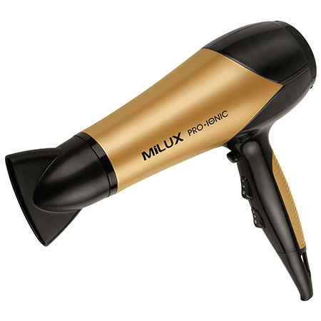 Buy ionic hair dryer online Malaysia. Browse Milux's catalogue for your home appliances!
