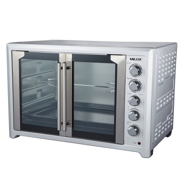 Get a French door oven from Milux. The best place to meet your cooking needs!