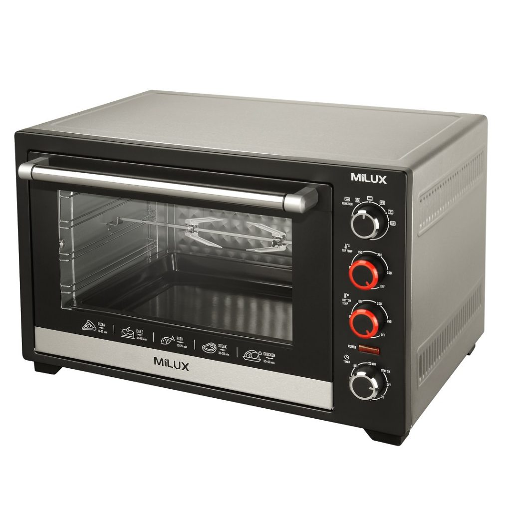 Find the best electric oven for your home. Get an electric oven from Milux today!