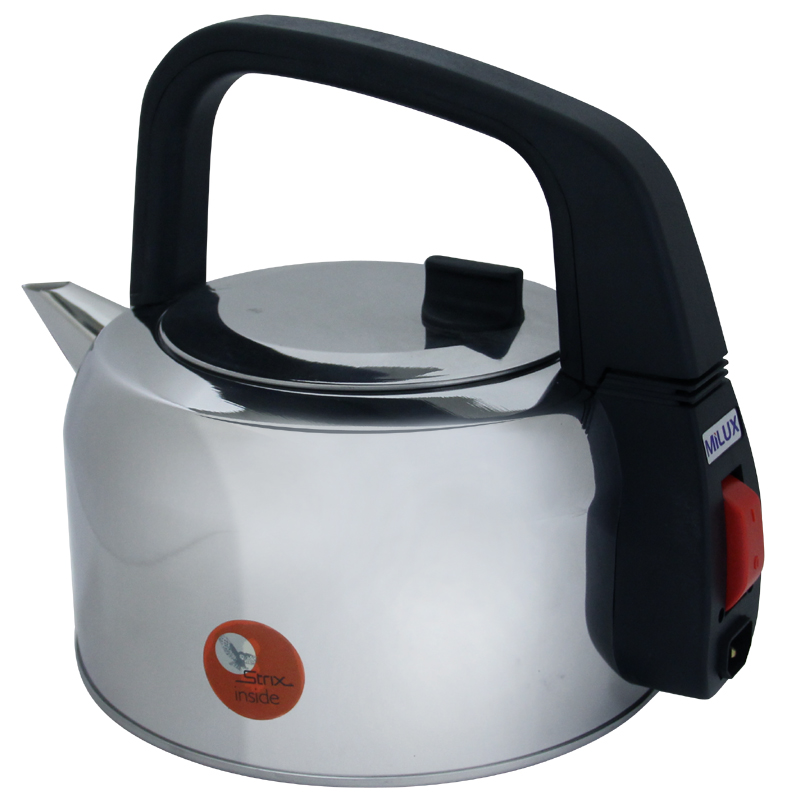 Looking for metal kettles made from stainless steel? Milux is the brand for you!